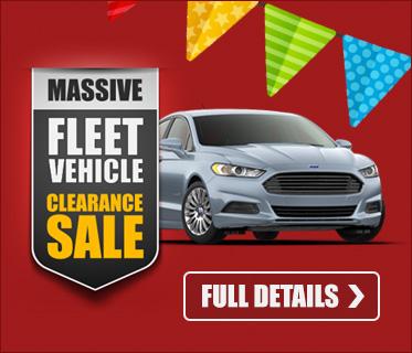 Massive Fleet Vehicle Clearance Sale - Taylor Auto Village